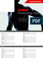 Kinesiology Tape ARES