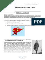 Guía Lengua y Literatura 7