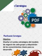 1- Planificación Estratégica