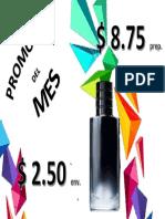 frasco de venta para perfumes