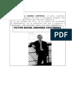 Informacion sobre detenidos desaparecidos en dictadura chile