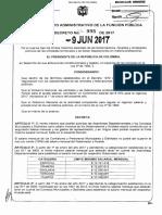 Decreto 995 Del 09 de Junio de 2017