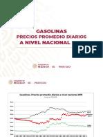 Aquí los combustibles más baratos de Puebla