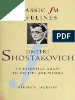 Dmitri Shostakovich _ an essential guide t - Jackson, Stephen, 1958-.pdf