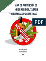 Prevencion Consumo Sustancias Psicoactivas