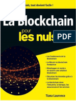 La Blockchain Pour Les Nuls