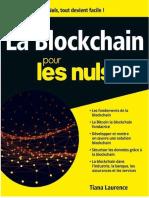 La Blockchain Pour Les Nuls