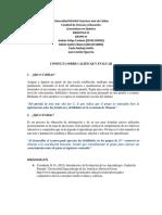 Consulta Sobre Calificar y Evaluar Didáctica IV