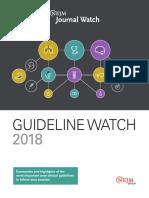JW GuidelineWatch 2018