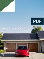 Tesla Impact Report 2019