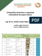 Compuestos bioactivos y capacidad antioxidante de papas nativas.pptx