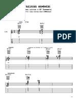 Recursos armónicos sobre acordes Dominantes