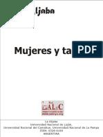 Mujeres y tango - Newton, Lily Sosa de;.pdf