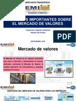 Conceptos Importantes Sobre El Mercado de Valores