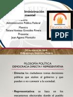 Revocación de Mandato Presidencial en México
