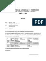 Informe Cambio de Sico Duro