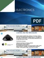Catalogo Fels Electronics v4