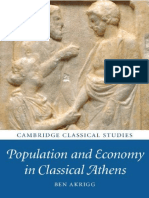 Akrigg, Population and Economy in Classical Athens.pdf