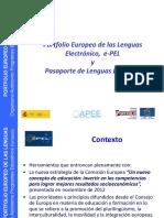 Portfolio europeo lengua.ppt