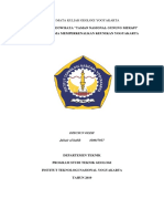 Tugas Mata Kuliah Geologi Yogyakarta