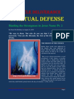 Spiritual Defense Binding Strongman 2