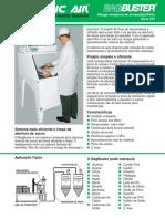Catálogo BagBuster Moega Receptora