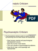 Psychoanalytic_Criticism.ppt