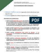 PROTOCOLO DE BIOMAGNETISMO AVANZADO