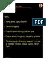 IV. Diagramas de Fases Binarios y Ternarios, Interpretación y Aplicaciones.
