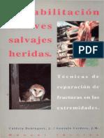 Rehabilitacion de Aves Salvajes Heridas