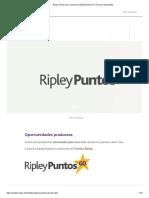 Ripley Puntos Go _ Canjea Tus RipleyPuntos Go a Precios Imperdibles
