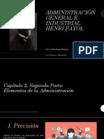 Administración General e Industrial