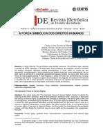 Neves, Marcelo - Força Simbólica dos Direitos Humanos.pdf
