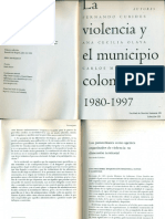 Paramilitarismo (Fernando Cubides)