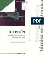 Enciclopedia del Técnico en Electrónica, Televisión - Francisco Ruiz Vassallo.PDF
