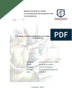 Actividad Análisis Jurisprudencial Sobre La Acción de Cumplimiento