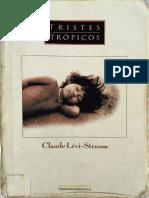 LÉVI-STRAUSS, P  - Tristes trópicos - Cap11 São Paulo - 1955.pdf