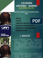 8. Misión Visión Objetivos institucionales, Valores y Principios Universitarios.pdf