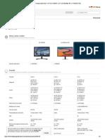 Comparación entre_ 23.8_ LG 24UD58, 21.5_ LG UltraFine 4K, 27_ Dell P2715Q