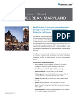 Suburban MD Outlook Q210
