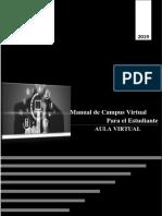 ManualPlataforma Campus AulaVirtual-2019