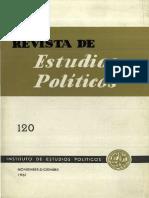 Tendencias políticas de Hispanoamérica post-1945