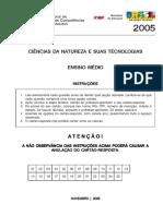 Ciencias da natureza - Ensino medio - 2005 - EXTERIOR.pdf