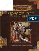 D&D 3.5 - O Livro Completo do Guerreiro (Digital) - Biblioteca Élfica.pdf