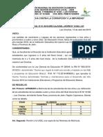 Resolnº 01 y 02-01-03 Matricula