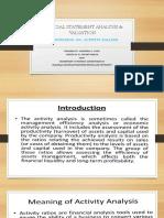 Presentation FSAV