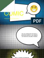 El Lenguaje Del Comic