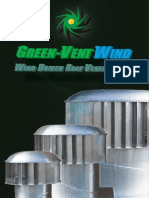 Green Vent Wind Brochure