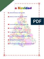 Acrostico - La Navidad