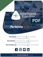 Portafolio Digital Intelligent Training